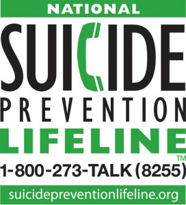 if you or a friend need to talk with a counselor for help or for resources available in your area call the national suicide prevention lifeline at